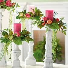 best 25 candle rings ideas on diy candle arrangements