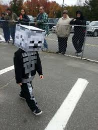 Minecraft Costume Halloween Son U0027s Minecraft Steve Costume Book Week Costume Minecraft