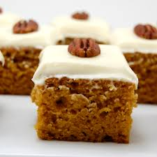sweet pea u0027s kitchen pumpkin bars with cream cheese frosting