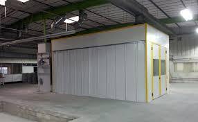 chambre de peinture automobile aims votre spécialiste de la cabine de peinture