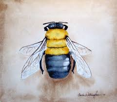 444 best just bee art images on pinterest bee art bumble bees