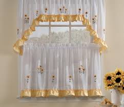 diy kitchen curtain ideas curtains graceful diy kitchen curtains and valances amusing