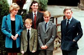 Princess Diana S Sons by Diana Her Fashion Story U0027 5 Things To Know About Kensington