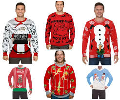 how to choose the perfect ugly christmas sweater fun blog