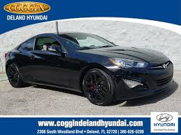 certified pre owned hyundai genesis coupe used 2016 hyundai genesis coupe for sale orange city fl