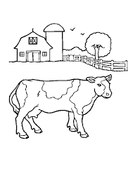 Farm Coloring Pages Epic Farm Coloring Sheets In Coloring Books Farm Color Page