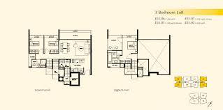 3 bedroom loft dukes residences