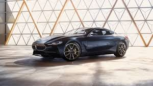 bmw concept car bmw 8 series rises from the grave in new concept roadshow