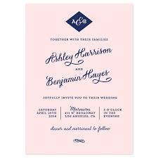 wedding invitations exles templates sle wedding invitation and reception wording also
