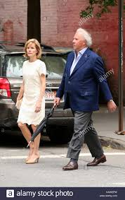 Vanity Fair Photo Editor Anna Scott Carter And Graydon Carter Canadian Born Journalist And
