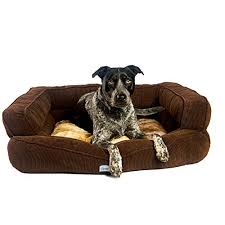 extra large dog bed memory foam pet beds amazon com