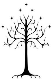 lord of the rings tree of gondor magic