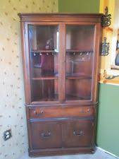 1920 S China Cabinet by Antique China Cabinets Ebay