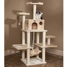 Homemade Cat Hammock by Trixie Adiva Cat Playground 43691 Cat Playground And Products
