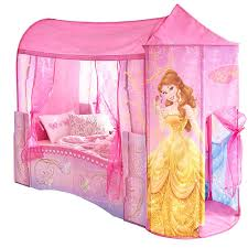 girls princess castle bed welcome
