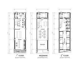 Open Space Floor Plans Gallery Of Ora Hostel Sea Architecture 29