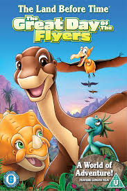 amazon com land before time 12 the great day of the flyers