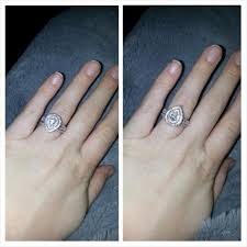 Teardrop Wedding Ring by Question How Are You Supposed To Wear A Pear Shaped Ring