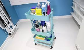 Raskog Cart Ideas 7 Ways To Use A Raskog Cart Clean My Space
