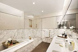 nyc bathroom design luxurious apartment building in nyc marries industrial past with