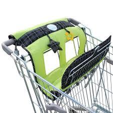 siege de caddie protège siège chariot caddie pour enfant jouets vert achat