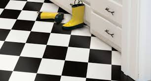 3 places to buy black and white checkerboard floor tile in