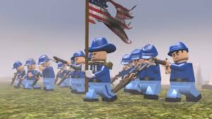 Civil War North Flag Lego American Civil War Youtube