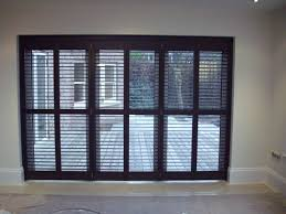 Plantation Shutters For Patio Doors Door Shutters Uk U0026 Concertina Bathroom Doors Uk Folding Doors