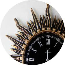 decorative clock clock times picture more detailed picture about home retro wall