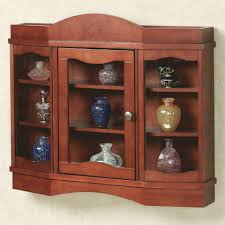 Wall Mounted Curio Cabinet Curio Cabinet Awesome Curio Cabinet Wall Images Inspirations