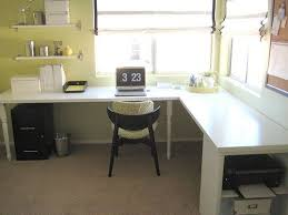 Diy Large Desk Reader Redesign Office Aficionado Large Desk White Paints And