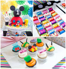 mickey mouse clubhouse party mickey mouse party kara s party ideas