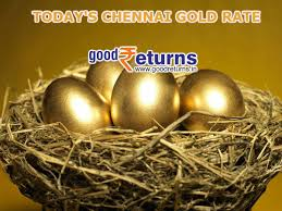 gold rate in chennai 22 24 carat gold price today 6th dec 2017