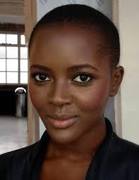 dark skin makeup looks makeup artist before after a