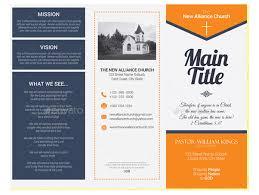 brochure template 10 popular church brochure templates design free psd jpeg church