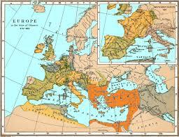 Map Of The Roman Empire Roman Empire Maps