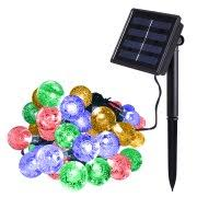 solar powered christmas lights solar powered christmas lights