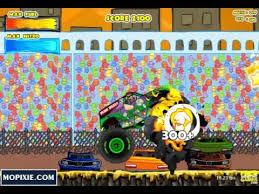 monster truck zombie crusher monster truck games kids