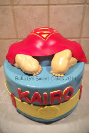 superman baby shower theme cake event celebrations pinterest