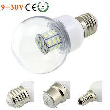 24v led light bulb led bulb e27 e26 e14 b22 3w globe l 27 leds smd 5730 led lights