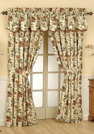 Antique Satin Valances by Waverly Window Curtains U0026 Valances Belk
