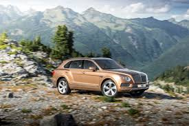bentley falcon suv for luxury bentley wants more variants for its bentayga suv news top speed