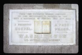 quotes from the bible justice laus deo and washington monument