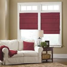 Thermal Lined Roman Blinds December 2012 Blinds Center