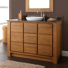 Teak Vanity Bathroom by 58 Best Bathroom Vanities Images On Pinterest Bath Vanities