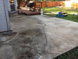 Resurface Concrete Patio Resurfacing Concrete Mvl Concretes U0027 Blog