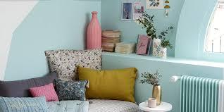 peinture de mur pour chambre diy déco peindre un mur pour une chambre colorée