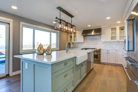 two tone kitchen cabinets and island two toned kitchen cabinets get the look bianco renovations