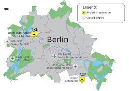 berlin germany world map berlin on map of germany world maps