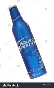 Bud Light Aluminum Bottle London England April 20 2010 Bud Stock Photo 365263274 Shutterstock